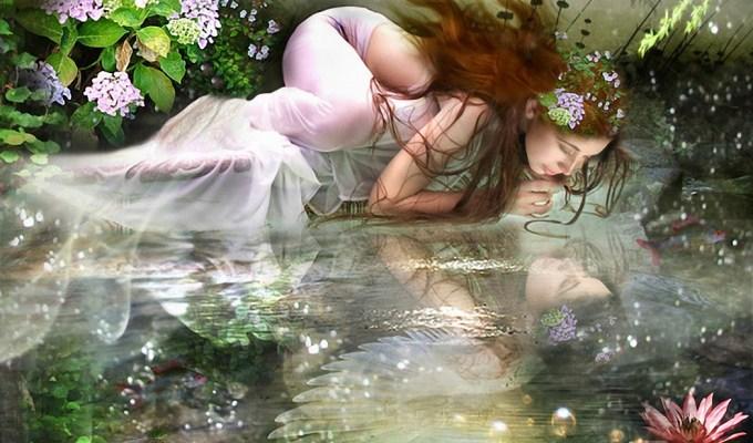 【ESBATS滿月聚會】6th滿月/安妮Aine精靈女神與山楂蜂蜜之月