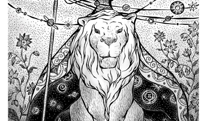 【魔法手帳誌】2015年4月‧伊娜娜女神與本月大事紀