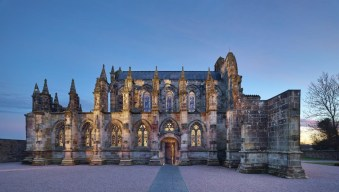 Rosslyn chapel evening (2)_75244381