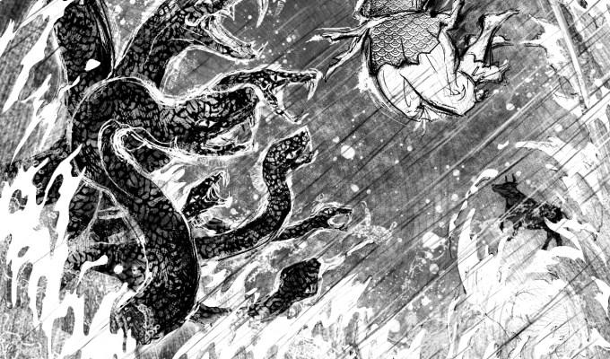 【魔法手帳誌】2019年7月‧變化莫測的海洋與風之神.素盞鳴尊