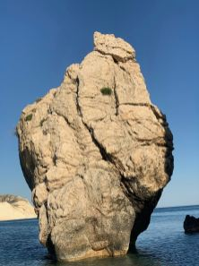 大雞雞石(X)天神的陽具石(0)
