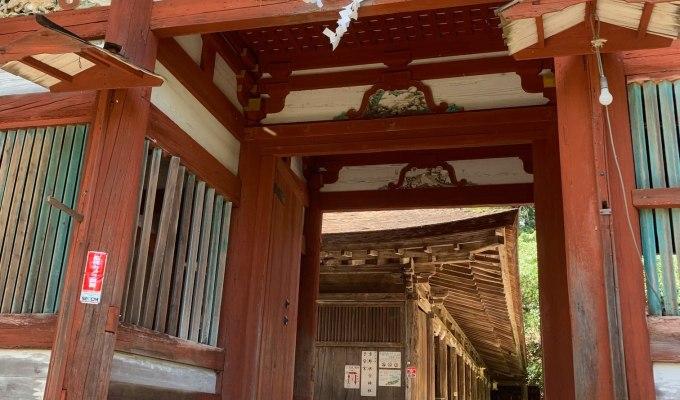 【2019夏季之旅】日本聖地巡禮紀錄/吉野山
