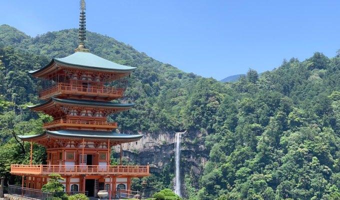 【2019夏季之旅】日本聖地巡禮紀錄/那智大社