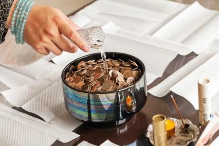 豐盛香包洗錢儀式-5