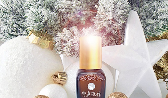 【青月巫作】2020 冬至季節魔法油 Seasonal Magic Oil – Yule