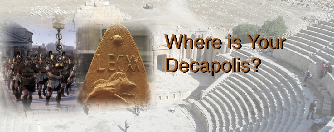 Where is Your Decapolis