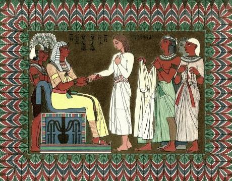 Joseph and Pharaoh