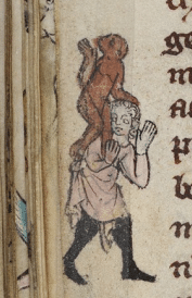 Demon, circa 1375