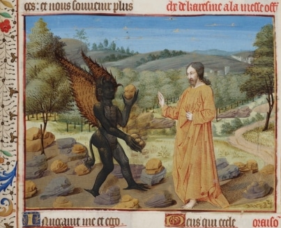 MS 424 The Fouquet Missal, Bourges ca. 1470-75