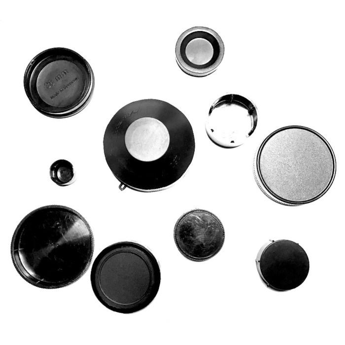 Lens caps