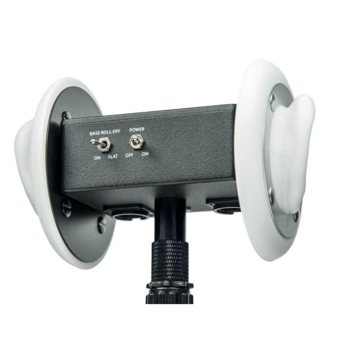 3DIO FS XLR Microphone rear view