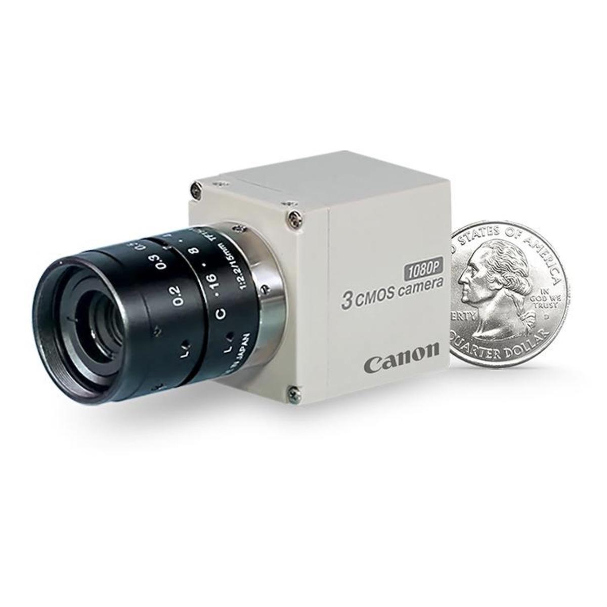 Canon IK-HD5H 3-CMOS Camera Head with lens