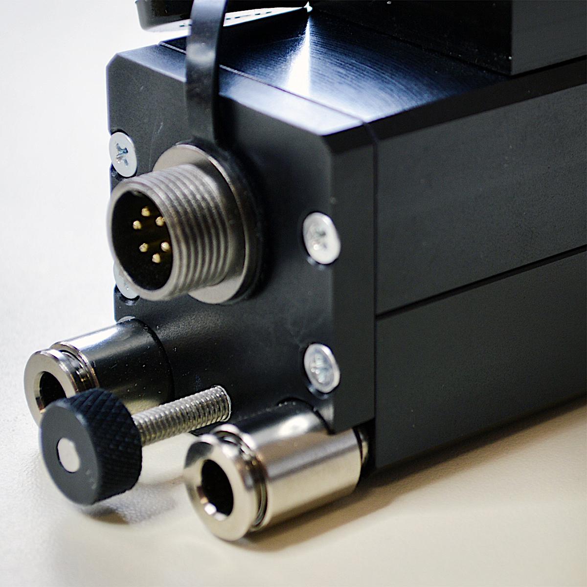 WVS-40 camera focus adjust