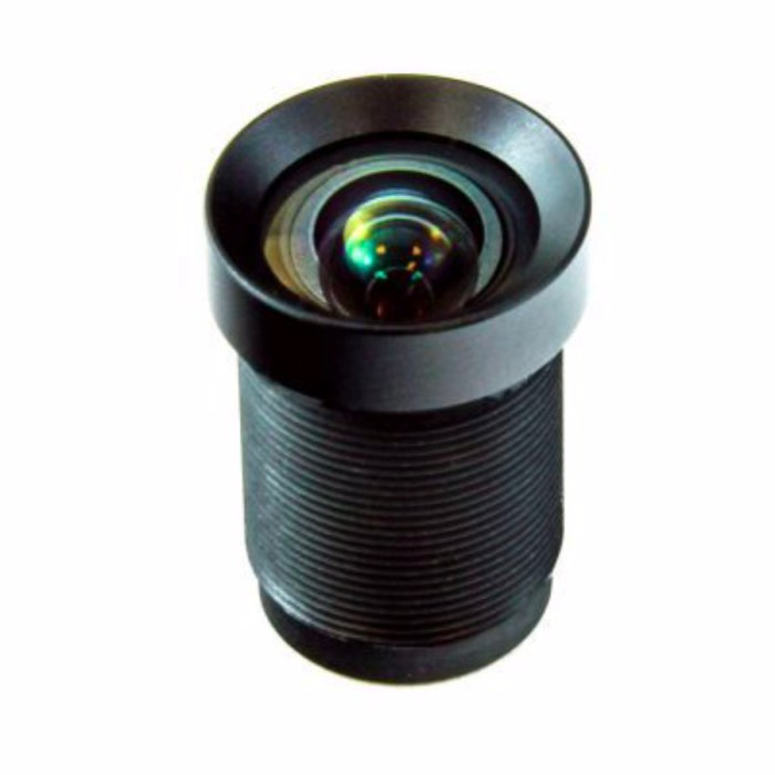 4.4mm 16MP Low Distortion M12 Lens