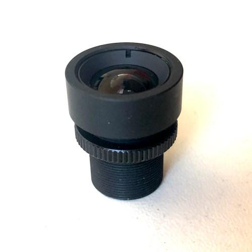 6.0mm 2MP HD No IR M12 lens