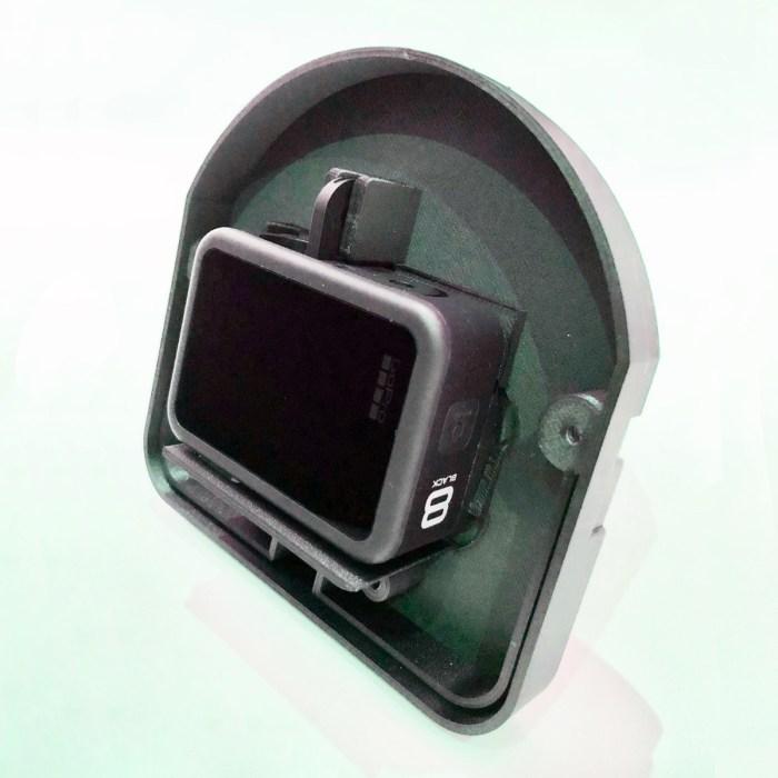 Argus Hero 8 camera adapter