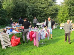 Seest Borgerforening - Bagagerumsmarked 1 - 2014.09.19