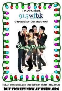 WFBK Christmas Concert The Empty Pockets