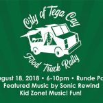Tega Cay Summer Food Truck Rally August 18
