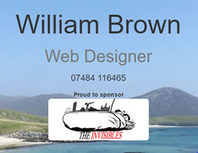 William Brown Web Designer