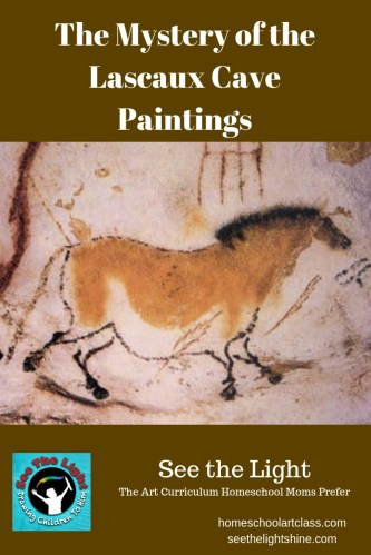 Cave Painting of a Horse