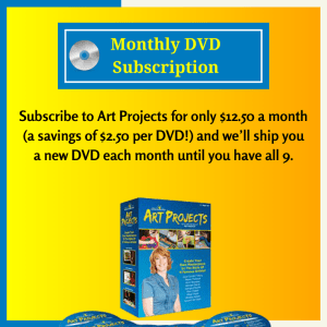 Art Projects Monthly DVD Subscription. See the Light Art