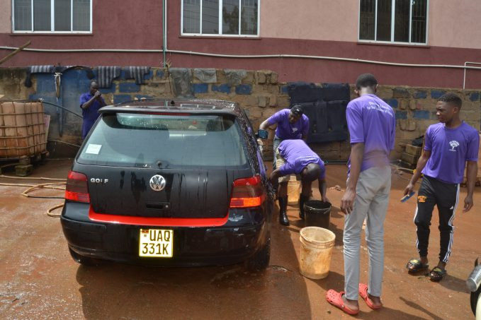 STGF carwash