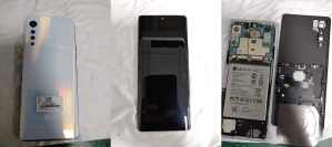 LG Velvet Live Images Leaked Ahead of Launch, Wireless Charging Coil Spotted