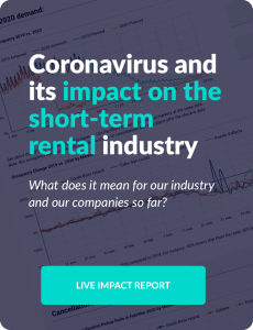 Explore our worldwide vacation rental data to understand the impact of COVID-19