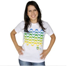 camiseta calçada