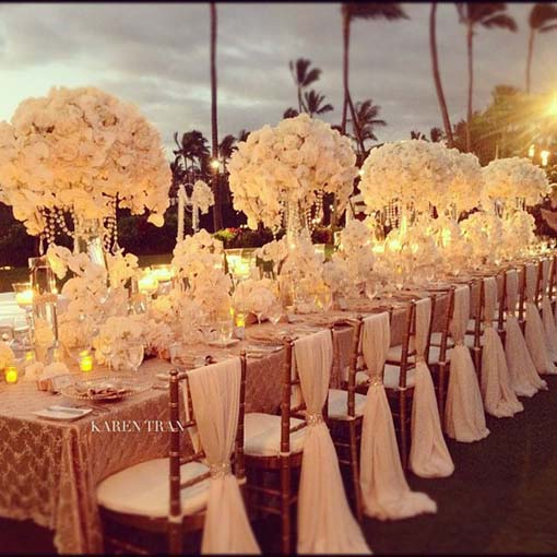 Cost Wedding Reception Ideas Low