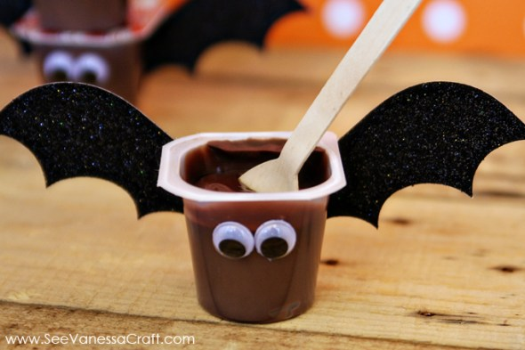 Image result for pudding cup bats