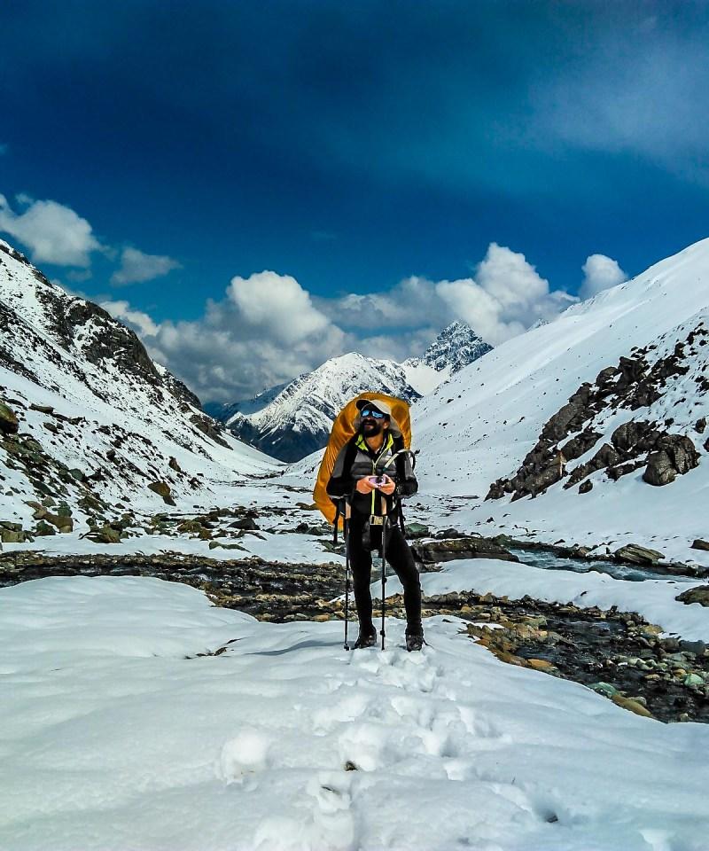 Naltar-Pakora Pass – Asumbar Pass – Yasin Valley