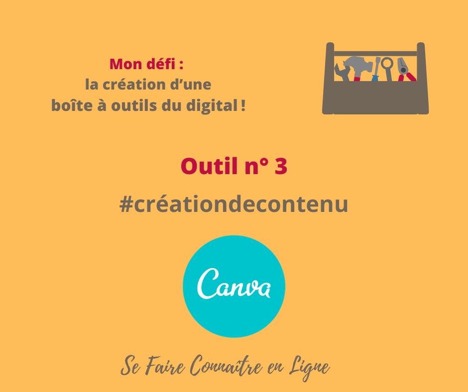 Read more about the article Comment faire des visuels attrayants : Canva
