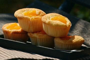 Mandarinos muffin Séfbabé