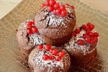 Ribiszkés kókuszos muffin Séfbabér