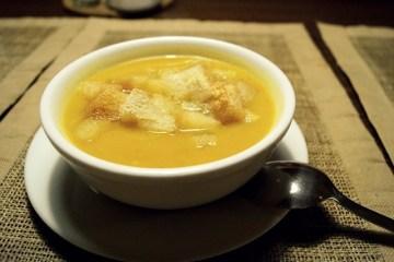 Szárazbab leves Séfbabér