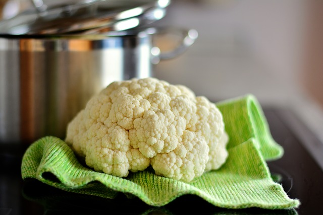 Karfiol leves Séfbabér