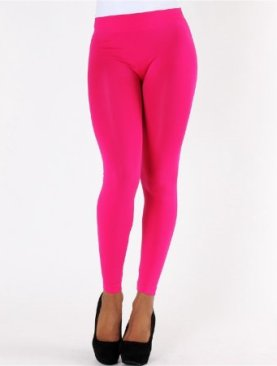 Body tight legging-Hot Pink