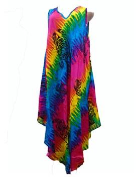 Women's free style dresses-Multi-Color.