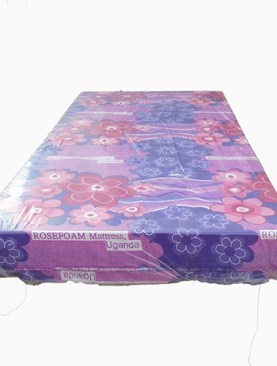 4 x 4/74*48*4 HIGH QUALITY ROSE FOAM MATTRESSES