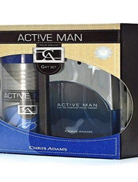 Calvin Klein Perfume+Body spray-Active Man.