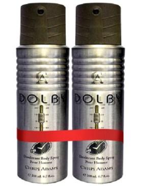 Two pack dolby body spray-Calvin Klein.