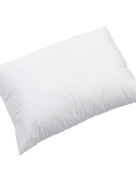 Hollow fiber pillow-White.