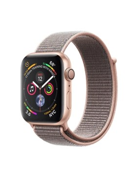 Apple watch series 4-16gb ram,no camera,0.4in-Gold.