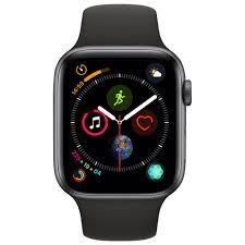 Apple watch series 4-Aluminium.
