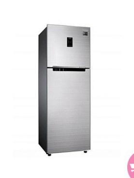 Samsung 310L Double Door Refrigerator-Silver.