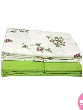6x6 original cotton mix match bed sheets