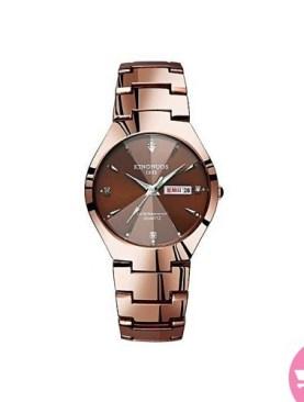 Original stainless steel watch-Gold.