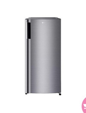 LG LG Single Door Fridge 230L-Silver.